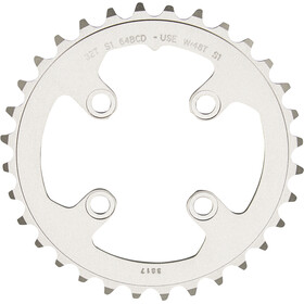 SRAM MTB Plateau 10 vitesses 64 mm, grey